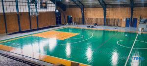 Piso Palmetas Coyhaique Gimnasio Regional